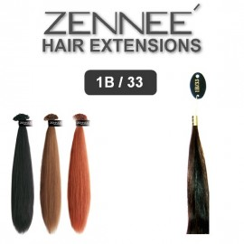 Hair Extensions 50cm  Color 1B/33