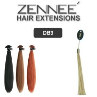 Hair Extensions 50cm  Color DB3