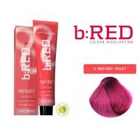 b-RED (Red-Violet) Infiniti Creme 100ml