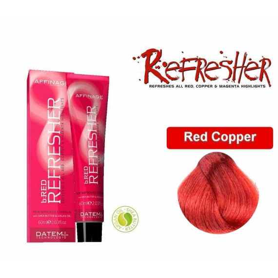 b-RED Refresher - (Red-Copper) 60ml