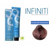 Βαφή μαλλιών INFINITI CREME  8.35 LIGHT GOLD MAHOGANY BLONDE 100ml