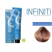 Βαφή μαλλιών INFINITI CREME 9.35 VERY LIGHT GOLD MAHOGANY BLONDE 100ml