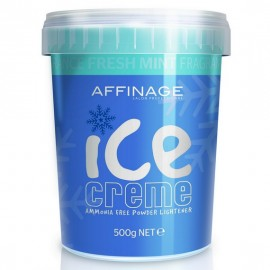 Ice Cream Fresh Mint Blue 500gr