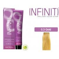 Ενισχυτικό Χρώματος INTENSIVES 0.3 GOLD