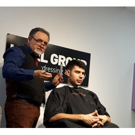 MASTER BARBER LOOK & LEARN SEMINAR by Vasilios Zarifis